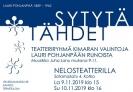 Vuoden 2019 klubi-illat ja Nelosfestari, julisteet_8